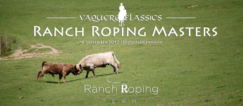 Vaquero Classics Ranch Roping Masters