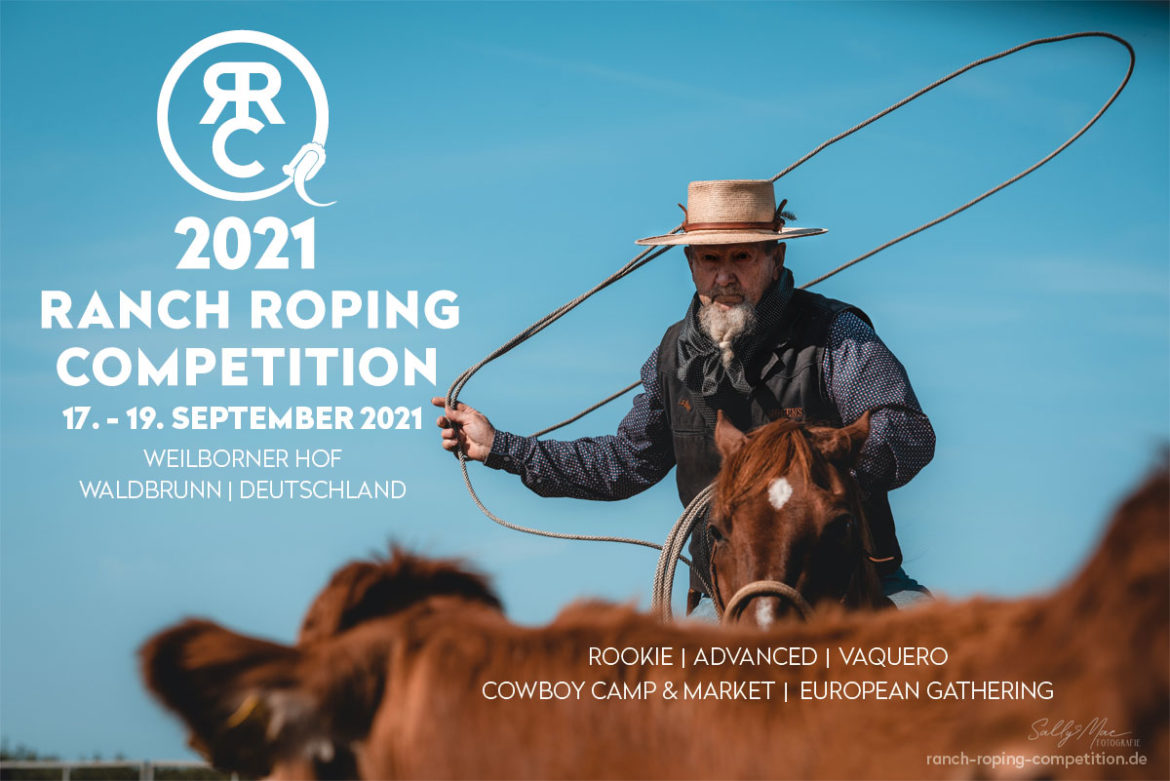 ENTRIES OPEN go to -> https://ranch-roping-competition.de